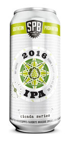 Southern Prohibition beer 2016 IPA cicada series