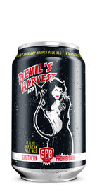 Southern Prohibition beer Devil's Harvest Pale Ale