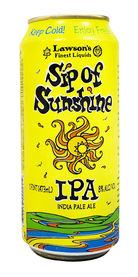 Lawson's Finest Liquids Sip of Sunshine IPA beer