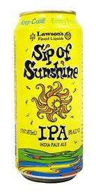 Lawson's Finest Liquids Sip of Sunshine IPA beer