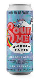 Sour Me Unicorn Farts, DuClaw Brewing Co.