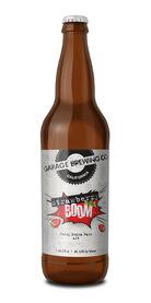 Strawberry Boom Juicy IPA, Garage Brewing Co.
