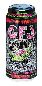 Sun King Brewing GFJ Grapefruit IPA beer