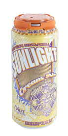 Sunlight Cream Ale by Sun King Brewery