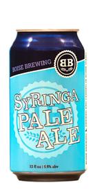 Syringa Pale Ale, Boise Brewing