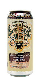 Vanilla Bean Buffalo Sweat Tallgrass Beer