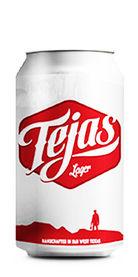 Tejas Lager Big Bend Beer