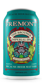 Fremont Beer The Brother IPA