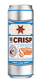 The Crisp Sixpoint Beer Pilsner