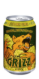 The Grizz Tallgrass Beer Double IPA