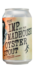 The Imp and the Madhouse Oyster Stout, RavenBeer