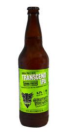 Transcend IPA by Heathen Brewing
