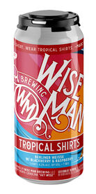 Tropical Shirts, Wise Man Brewing