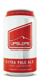 Upslope Citra Pale Ale, Upslope Brewing Co.