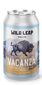 Vacanza Coconut Creme Pie, Wild Leap Brew Co.