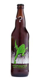 Vehopciraptor Unknown Brewing Company Beer IPA