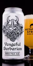 Vengeful Barbarian, Alvarado Street Brewery