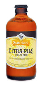 Vermont Citra-Pils Keller Bier by Switchback Brewing Co.