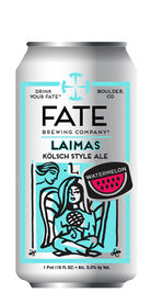 Fate Brewing Watermelon Laimas Beer