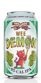 Wee Demon 95-Calorie IPA, Two Roads Brewing Co.