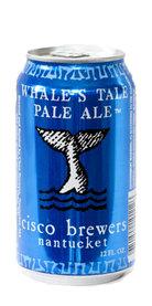 Whale's Tale Pale Ale Cisco Brewers