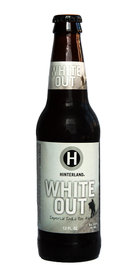 Hinterland Beer White Out Imperial IPA