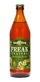 Freak of Nature Double IPA Wicked Weed Beer