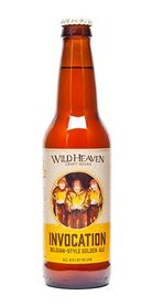 Wild Heaven Craft Beer Invocation