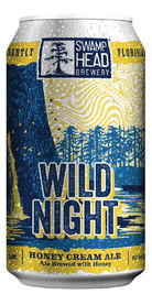 Wild Night by Swamp Head Brewery