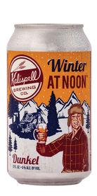 Winter At Noon, Kalispell Brewing Co.
