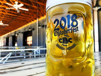 Cabarrus Brewing Co. Announces Dates for 3rd Annual Oktoberfest