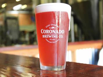 Coronado Brewing Co. Debuts Party Boat Berliner Weisse