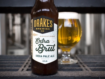 Drake's Brewing Co. Unveils Brightside Extra Brut IPA