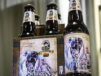 Heavy Seas Beer Adds Schnee Boot to Uncharted Waters Series