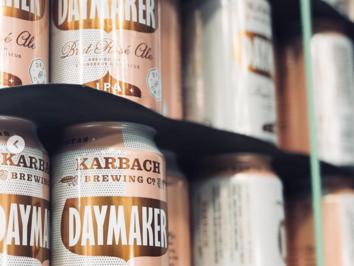 Karbach Brewing Co. Unveils Brut Rosé IPA