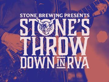Stone Brewing Announces Third Annual Throw Down in RVA