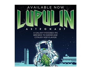 Sun King Brewery Debuts Lupulin Astronaut and 2019 Release Calendar