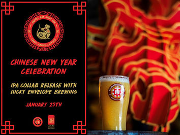 Highland Brewing Co. Launches Metal Rat Hazy IPA for Chinese New Year