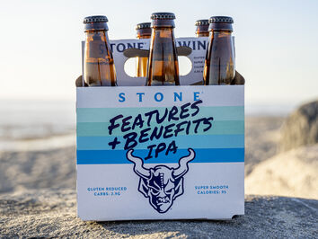 Stone Brewing Co. Unveils Features & Benefits IPA