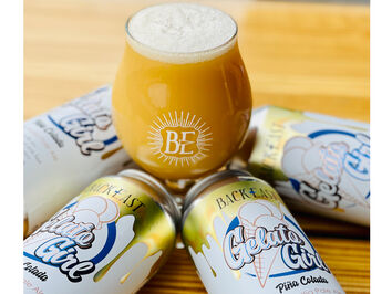 Back East Brewing Co. Unveils Gelato Girl Pina Colada IPA