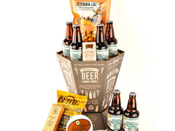 Ninkasi Total Domination IPA Deluxe Bouquet by Jet Gift Baskets