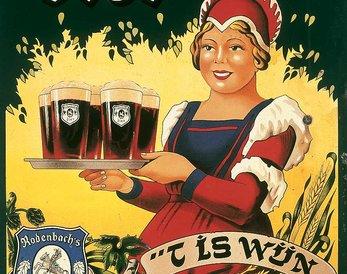 Rodenbach Brewery Poster