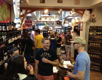 Patrons Enjoying the Cellar  sc 1 st  The Beer Connoisseur & Craft Beer Cellar | The Beer Connoisseur