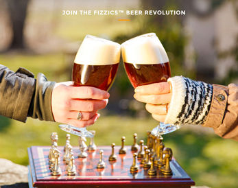 Join the Fizzics revolution.