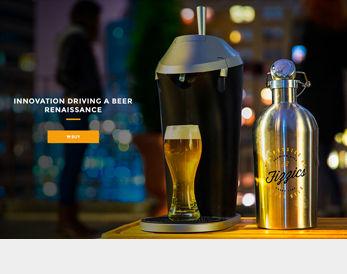 Innovation driving a beer renaissance.