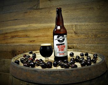 Cherry Top Belgian Stout, Barrel-Aged