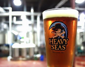 Heavy Seas Brewery