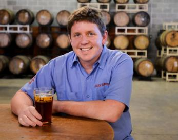 Head Brewer Garrett Lockhart