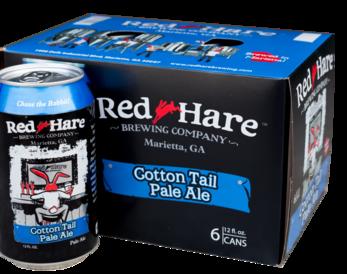 Cotton Tail Pale Ale