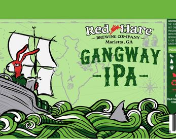 Gangway IPA Can Refresh